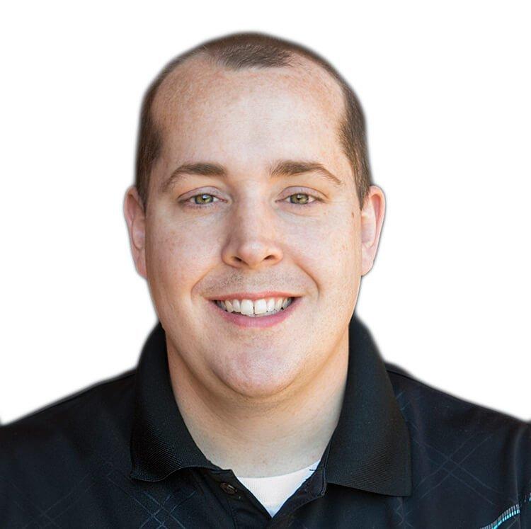 Matt Miller White Background